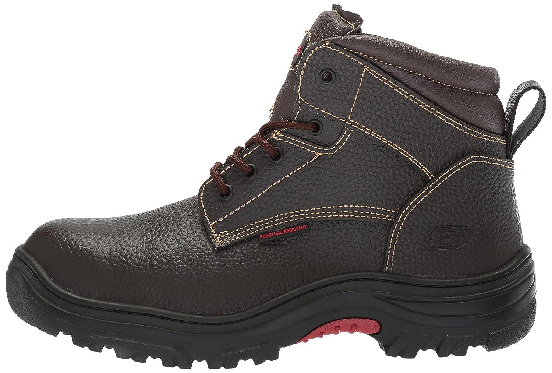 Skechers Mens Burgin-Tarlac Industrial Boot 77143