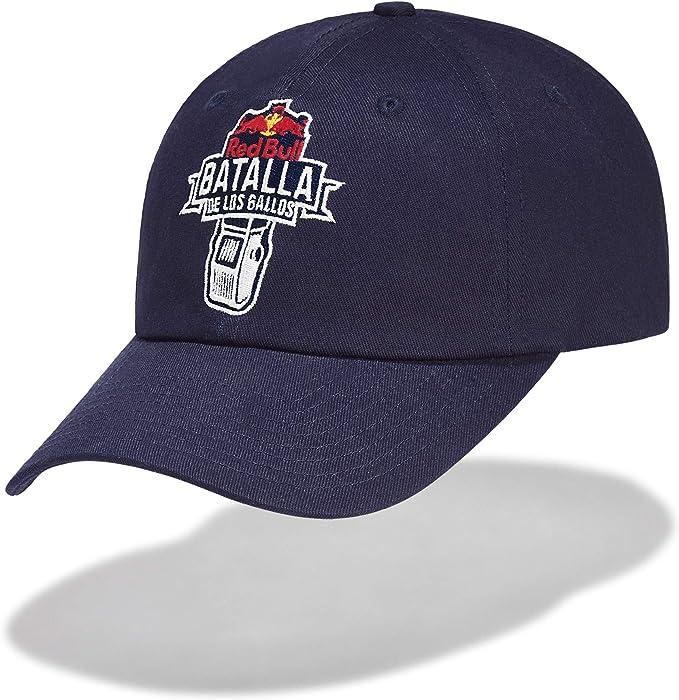 Red Bull Batalla Embroidery Gorra, Azul Unisexo Talla única Cap ...