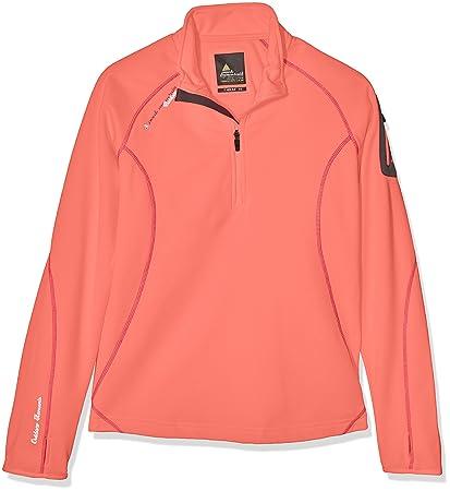 Et Mountain Zip Peak Shirt FemmeSports Sweat Acerun 12 reoxWCdB