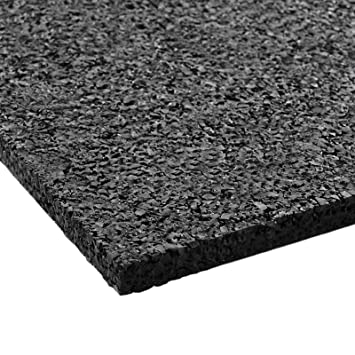 Floordirekt Pro Antivibration Schutzmatte Gummigranulat