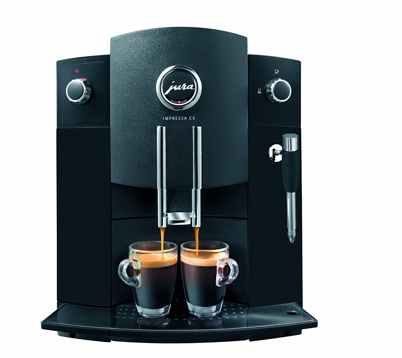 Amazon Jura Impressa C5 Fully Automatic Coffee Center