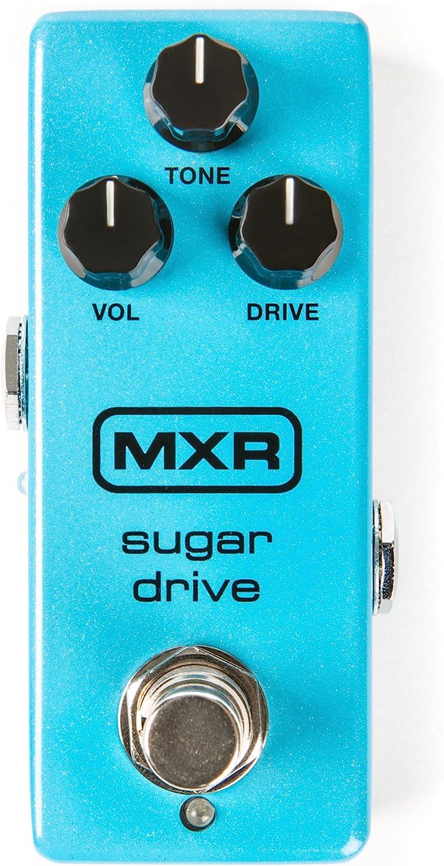 MXR Sugar Drive Guitar Effects Pedal (M294)