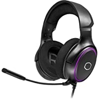 Cooler Master MH650 Gaming Headset with RGB Illumination, Virtual 7.1 Surround Sound, Omnidirectional Mic, and USB…