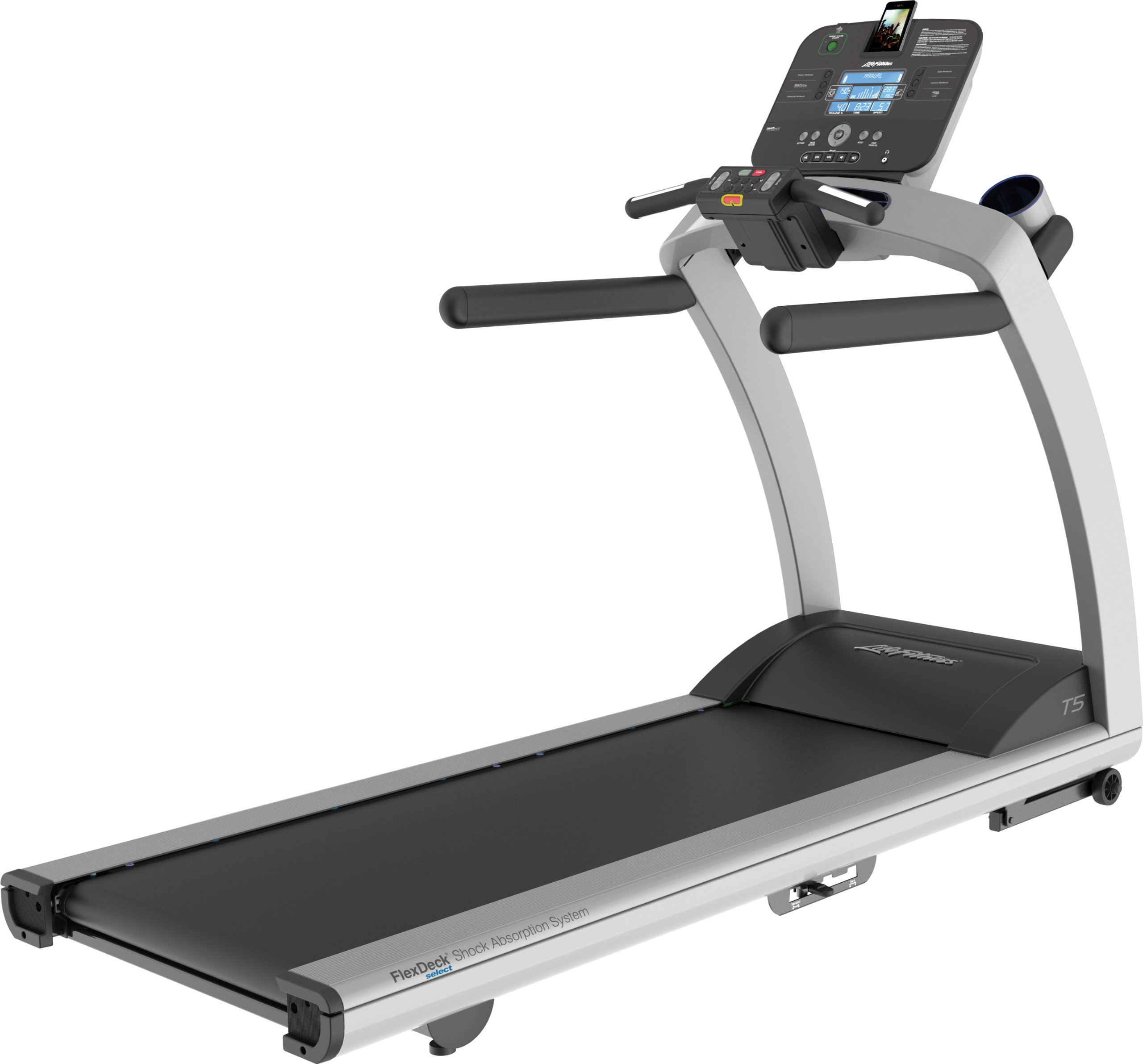Life Fitness T5 Track Treadmill by Life Fitness