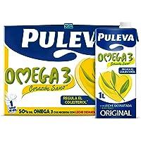 Puleva Leche con Omega 3 - 6 x