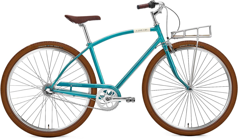 Creme Glider 3 Velocidades - Ideal Para Viajes De Placer, Senderos Para Bicicletas (Azul, M/L): Amazon.es: Deportes y aire libre