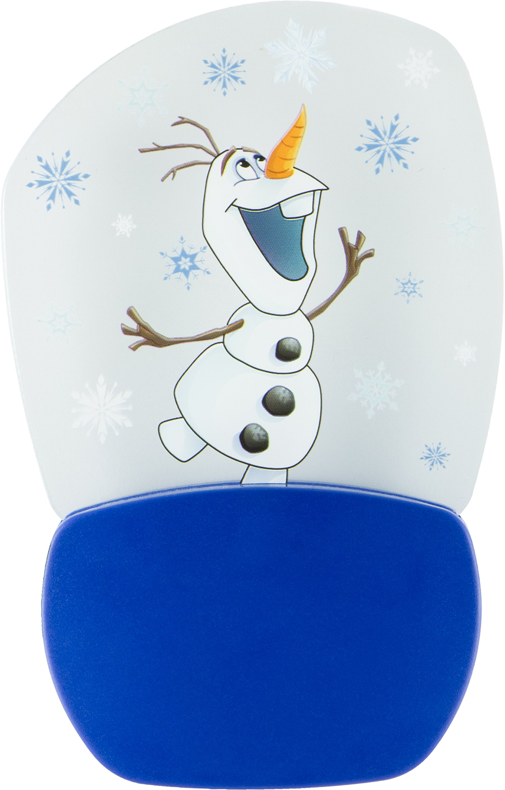 Disney Frozen Olaf 3D Motion Effect Night Light, Soft White Glow, Light Sensing, Long Life and Low Energy LED, 30766