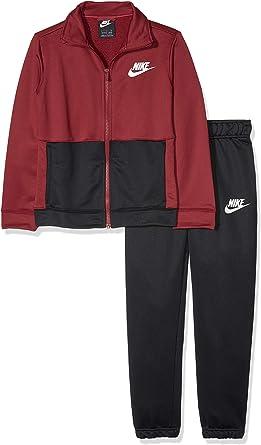 Nike B NSW Track Poly Chándal, Niños: Amazon.es: Ropa y ...