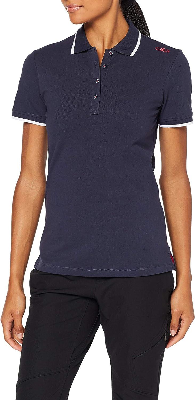 CMP Womens Polo 39d8386 T-Shirt