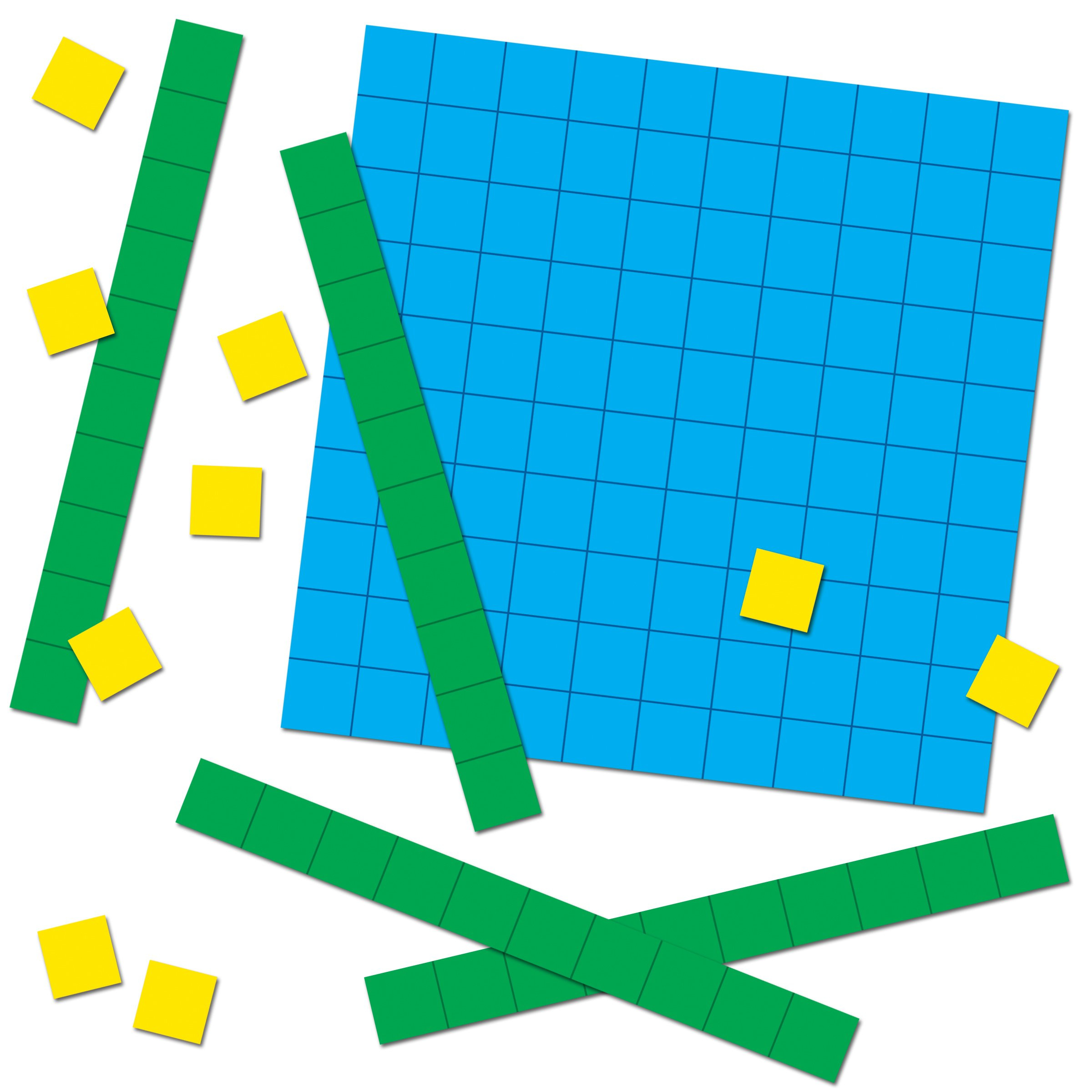 Read Online Base Ten Blocks Manipulative pdf epub