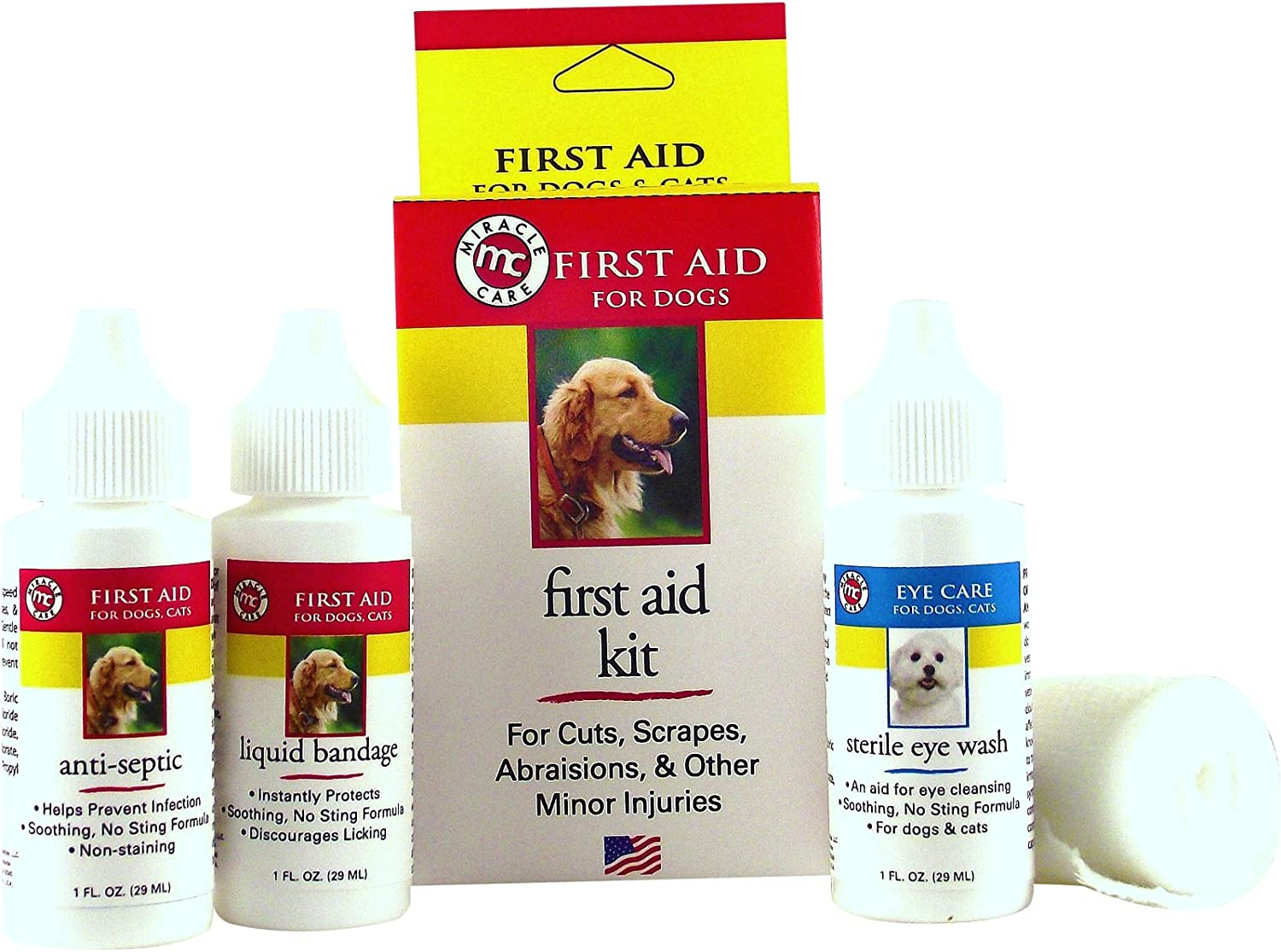 Miracle Care First Aid Solutions