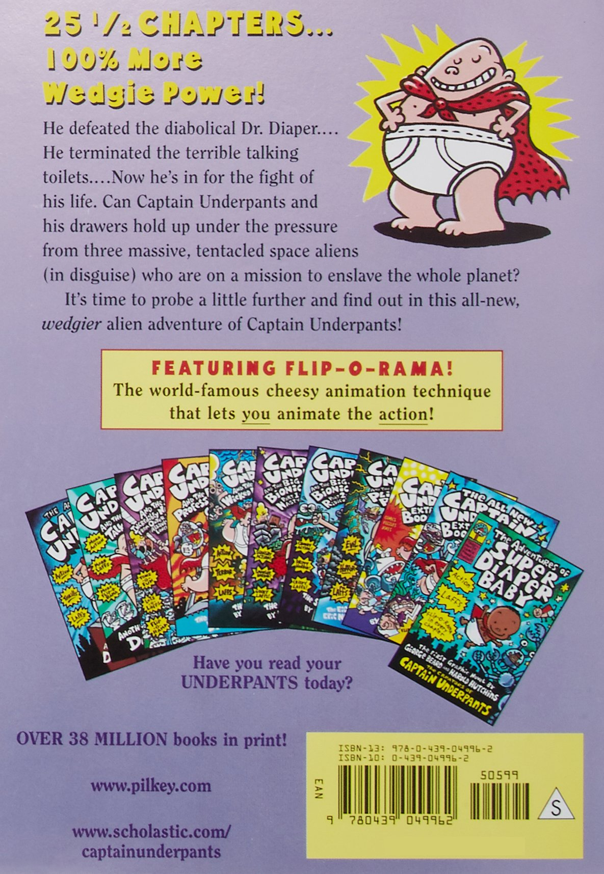 Amazon Com Captain Underpants And The Invasion Of The Incredibly