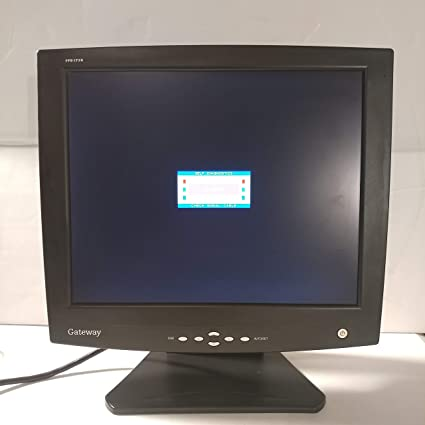 GATEWAY FPD 1500 MONITOR WINDOWS XP DRIVER