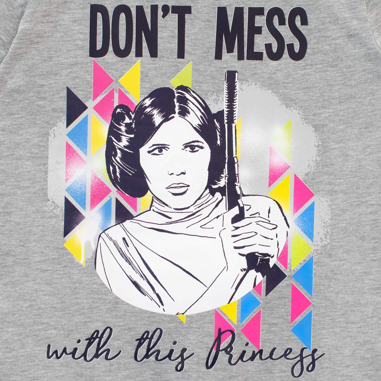 Star Wars Pigiama a Maniche Lunghe per Ragazze Principessa Leia