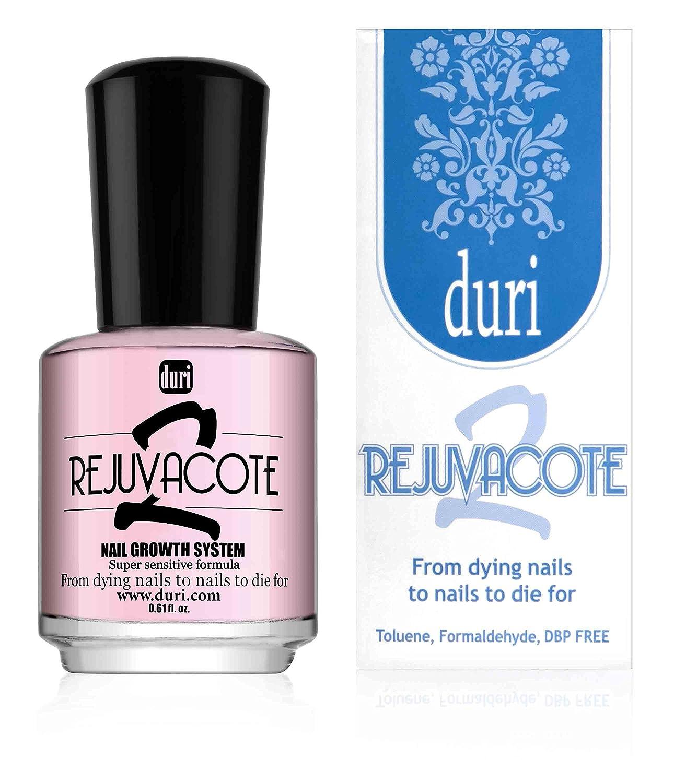 Amazon.com : duri Rejuvacote 2 Nail Growth System, 0.61 ounce : Beauty