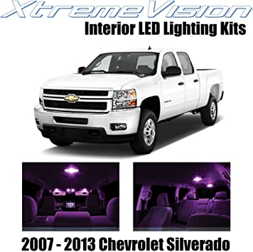 XtremeVision LED for Chevrolet Tahoe 2007-2014 Cool White Premium... 12 Pieces