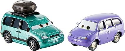Disney Pixar Cars 3 2017 2-Pack Minny and Van