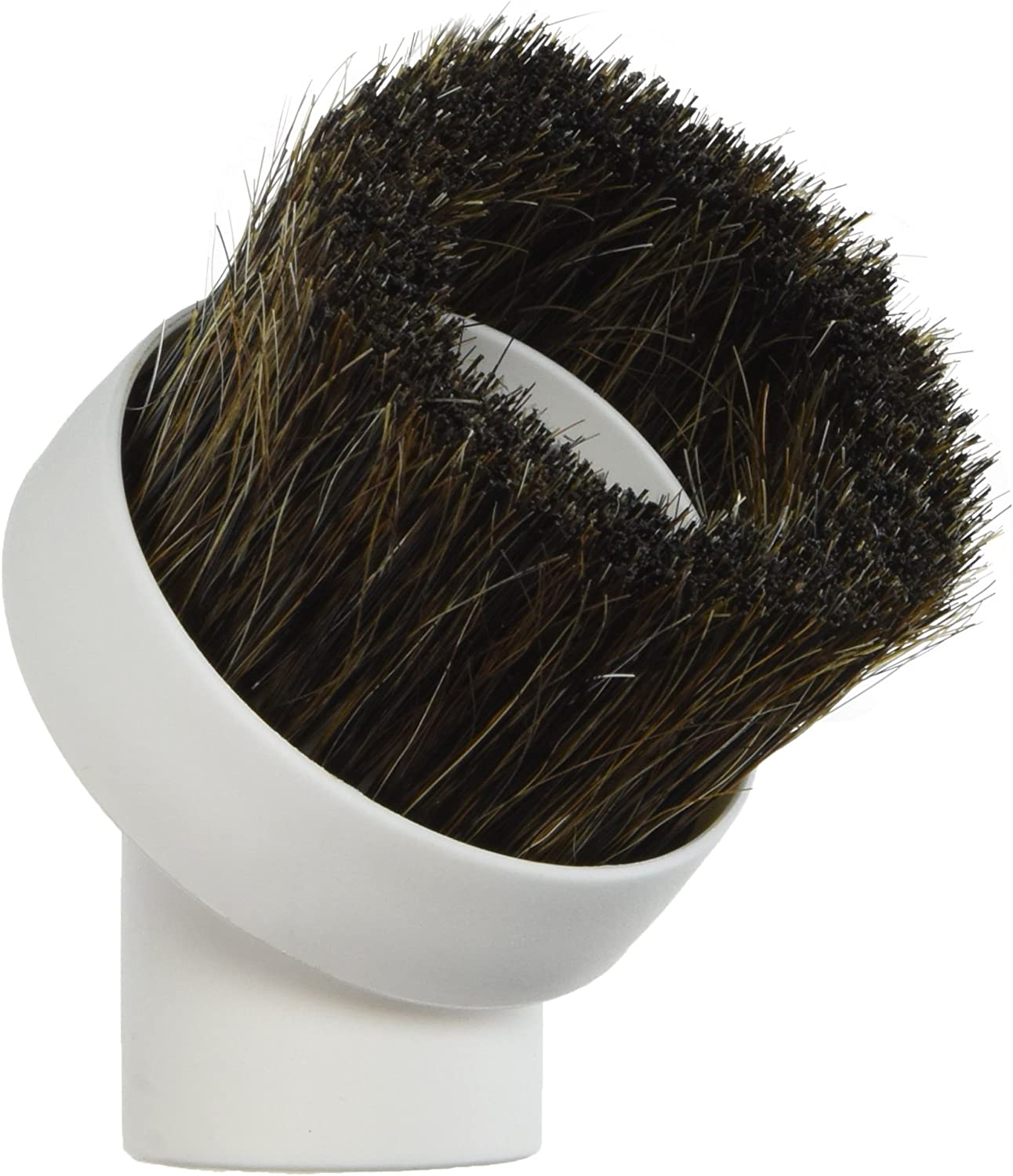 1st Choice 1 X Deluxe Replacement Dusting Brush, White, Brown