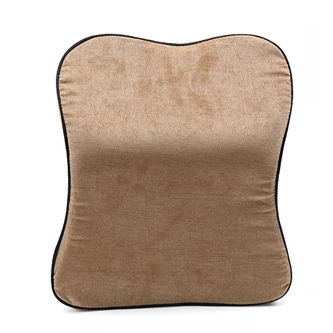 Amazon.com: eDealMax Caqui pana apoyacabezas del asiento del ...