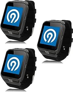 NINETEC TabNT01 – smart9 Bluetooth Smart Watch Reloj de pulsera ...