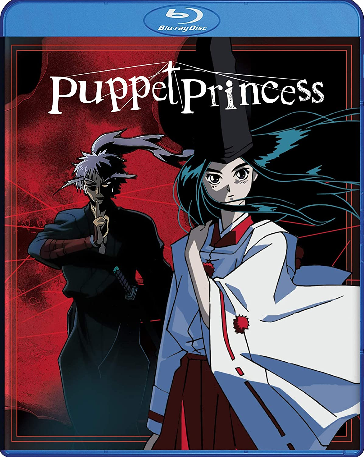 Puppet Princess Blu-ray (Dual Audio)