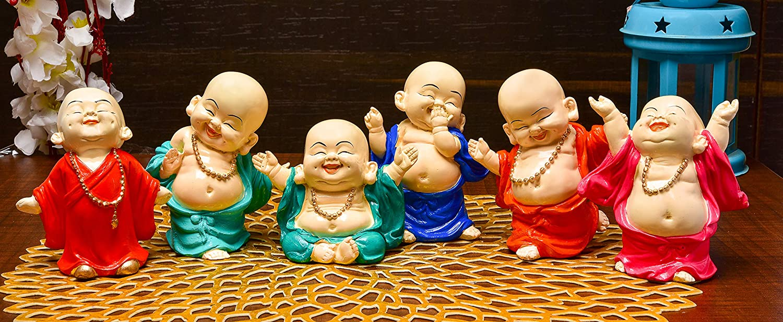 Laughing Buddha Sculpture