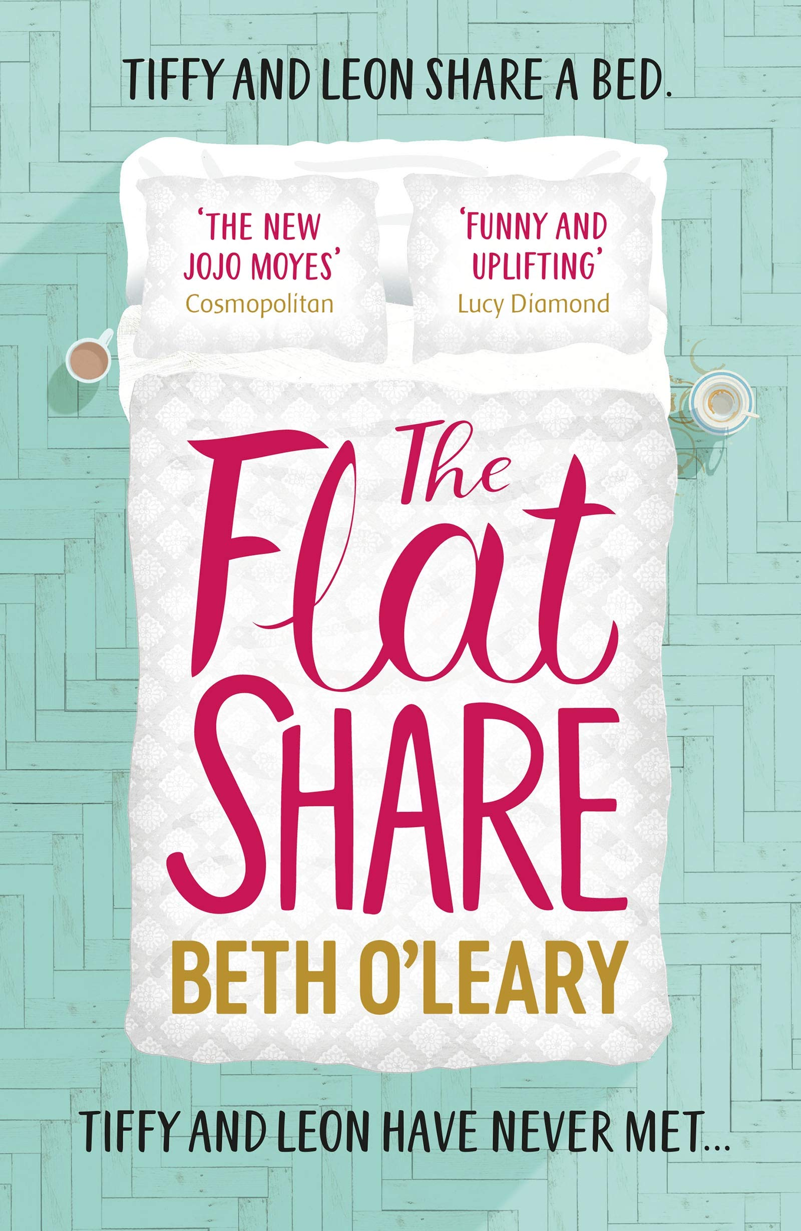 Image result for the flatshare book