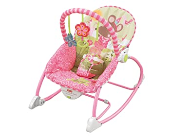 Fisher Price Infant To Toddler Rocker Princess Mouse