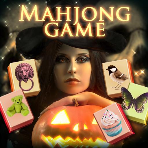 Mahjong - Happy Halloween -