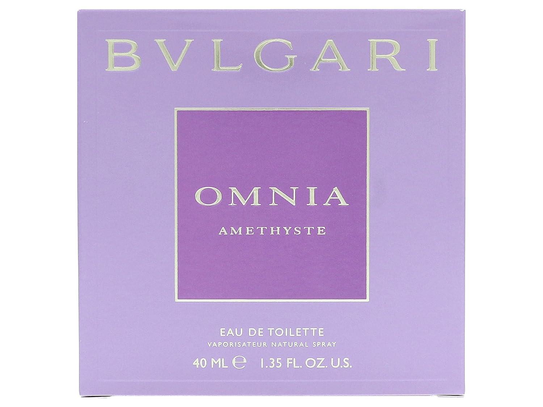 34e76fe639 Amazon.com   Bvlgari Omnia Amethyste By Bvlgari For Women Eau De Toilette  Spray