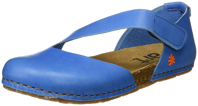 Art Damen 0442 Mojave Creta Geschlossene Sandalen  40 EU|Blau (Sea)