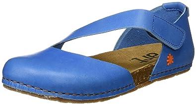 Damen 0442 Mojave Creta Geschlossene Sandalen, Blau (Sea), 38 EU Art