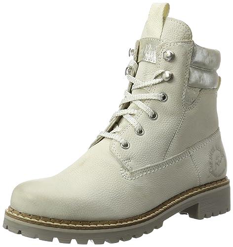 s.Oliver 25204, Botas Militar para Mujer: Amazon.es: Zapatos y complementos