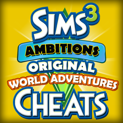 cheats for sims 3 original ambitions world. Black Bedroom Furniture Sets. Home Design Ideas