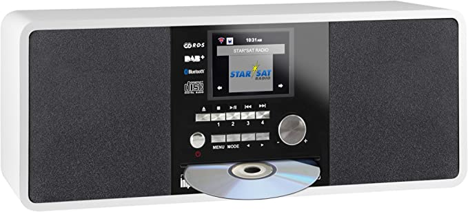 2 opinioni per Imperial Dabman I200 CD Sistema Home Audio