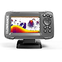 Lowrance HOOK2 4X - 4-inch Fish Finder with CHIRP Sonar and GPS Plotter