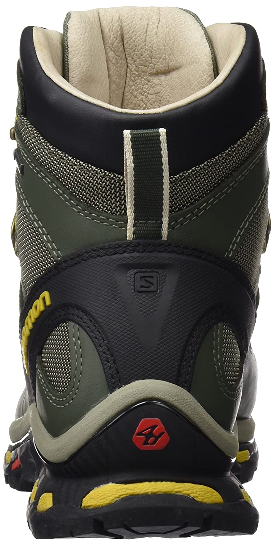 54e54e0a4726 Salomon Men s L39027100 High Rise Hiking Boots