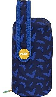 MILAN 2019 Estuches, 23 cm, Azul: Amazon.es: Equipaje