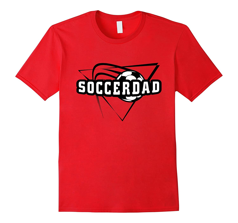 Mens Soccer Dad Mens Shirts-CL
