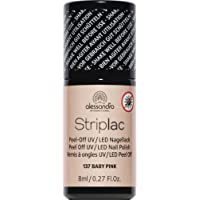 alessandro Striplac 137 Baby Pink, 1er Pack (1 x 8 ml)