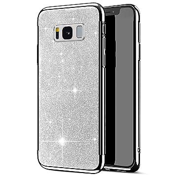 Robinsoni Funda Compatible con Samsung Galaxy S8 Funda ...