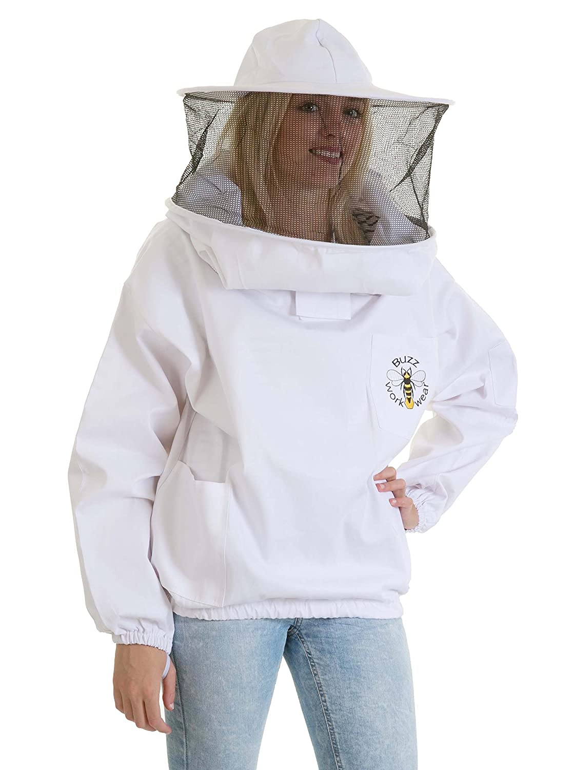 Beekeepers Tunic round hat - All sizes (Small) simonthebeekeeper