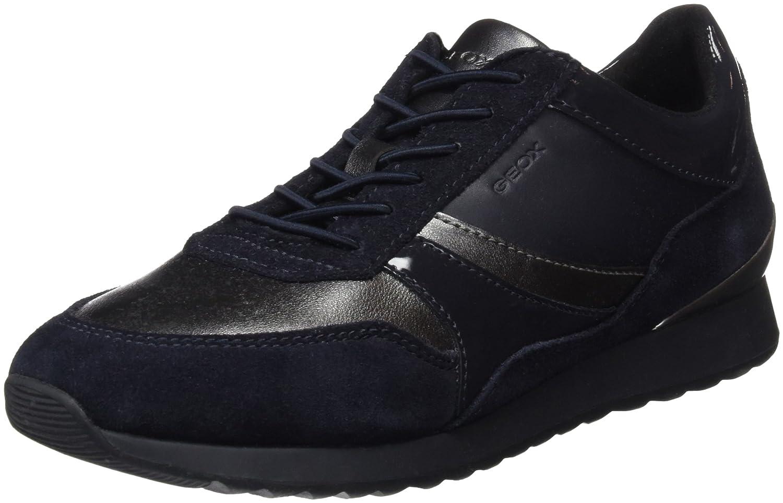 Geox D Deynna E, Zapatillas para Mujer