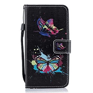 Cover for Huawei P30 Leather Kickstand Cell Phone Cover Card Holders Luxury Business with Free Waterproof-Bag Delicate Huawei P30 Flip Case