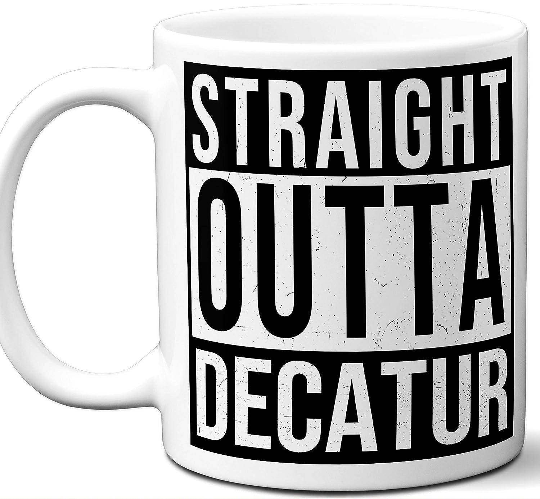 Amazon com: Decatur Alabama AL Souvenir Gift Mug  Unique