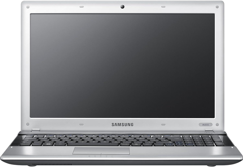 Samsung RV515 S02 Ordenador portátil de 15,6 pulgadas (AMD E-450, 1,6GHz, 4GB RAM, 640GB HDD, AMD HD 6470, DVD, Win 7 HP) Teclado QWERTZ [Importado de ...