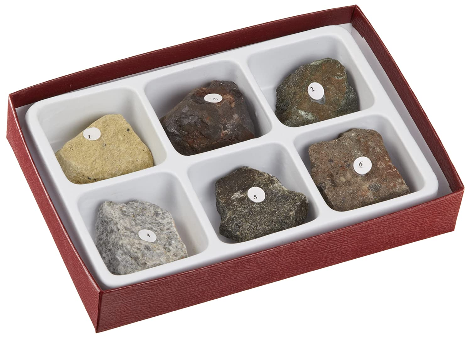 Sin impuestos American Educational Educational Educational 2275 6-Piece Moon Rock Kit  barato y de alta calidad