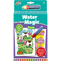 Galt Water Magic Farm Suyla Boyama Kitabı (1003163)