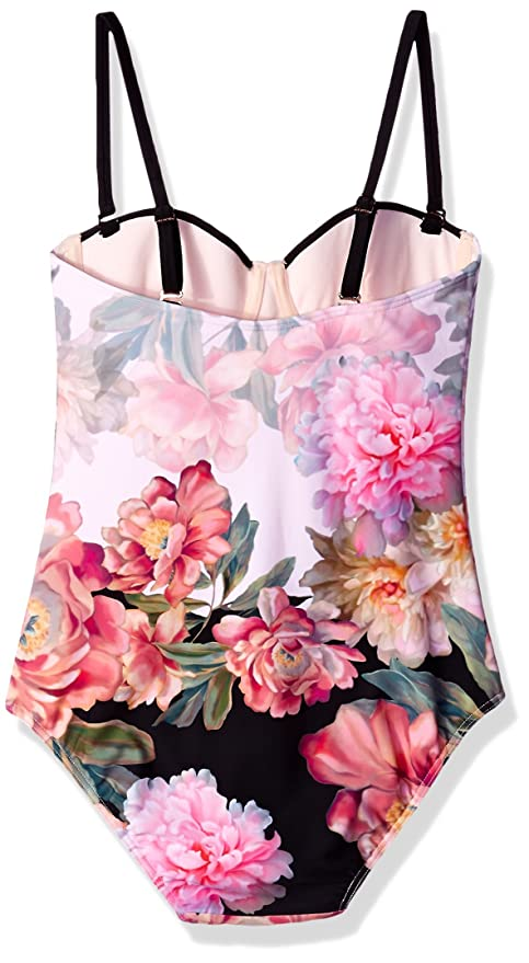 0314c1f8cd9f8 Ted Baker Women s Adanna Painted Posie Cupped One Piece Swimsuit
