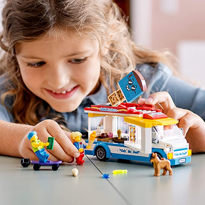 Lego ® accessory polybag ice ice cream choose color ref 2343 15470 new